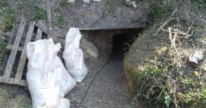 Εσκαψαν σήραγγα 30 μέτρων κάτω από μοναστήρι για να βρουν αρχαία