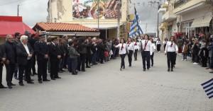 Εορτασμός επετείου 25ης Μαρτίου στον δήμο Βιάννου