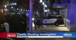 Ένας νεκρός και τρεις τραυματίες στο Σαν Φρανσίσκο από πυροβολισμούς