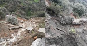 Έκκληση για βοήθεια από κατοίκους του χωριού Σκορδαλού στα Χανιά (βίντεο)