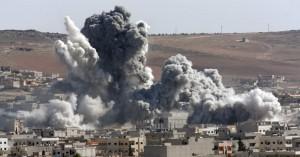 Σύροι αντάρτες φέρονται να βομβάρδισαν χωριό με τοξικό αέριο – 21 τραυματίες (βίντεο)