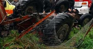 Φρικτός θάνατος για αγρότη που διαμελίστηκε από φρέζα
