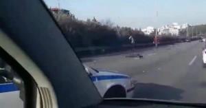Τραγωδία: Διαμελίστηκε οδηγός μηχανής σε τροχαίο στην Περιφερειακή οδό Θεσσαλονίκης