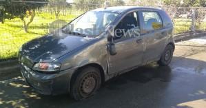 Τροχαίο ατύχημα με μία τραυματία στα Χανιά (φωτο)