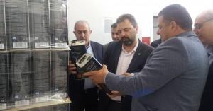 Οι επισκέψεις του Υπουργού Αγροτικής Ανάπτυξης σε ομάδες παραγωγών (φωτο)