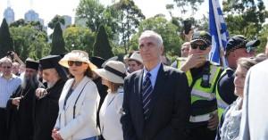Βαρεμένος για αποδοκιμασίες στη Μελβούρνη: «Φώναζαν φασιστικά συνθήματα»
