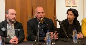 Γ.Βαρουφάκης:Ανήμερα της 25ης Μαρτίου παρουσιάζουμε την εναλλακτική για την Ευρώπη(βίντεο)