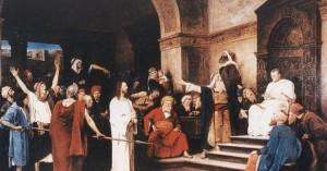 Έγγραφο-ντοκουμέντο που υπέγραψε ο Πόντιος Πιλάτος για να καταδικάσει σε θάνατο τον Χριστό