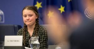Δραματική έκκληση για το κλίμα από μία 16χρονη στο Ευρωκοινοβούλιο