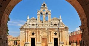 Η μαρτυρική Μονή της Κρήτης