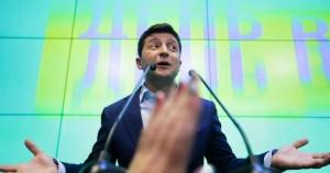 Ουκρανία: «Οι ψηφοφόροι εξέλεξαν τον Ζελένσκι για να πατάξει τη διαφθορά»