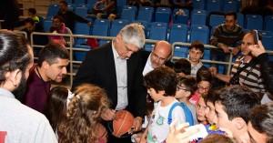 Τουρνουά μπάσκετ αλληλεγγύης: Συγκέντρωση κρεάτων για άπορες οικογένειες (Κυριακή 21/04)