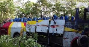 Τραγωδία στη Βολιβία: Λεωφορείο έπεσε σε χαράδρα - Τουλάχιστον 25 νεκροί