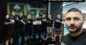 Θετική παρουσία για το Chania Box Fit Club στην Αθήνα