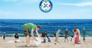 Εθελοντικός καθαρισμός παραλίας στις Γούρνες - Κοκκίνη Χανί