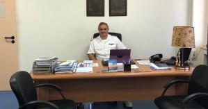 Ανέλαβε καθήκοντα ο νέος Διοικητής του Ναυτικού Νοσοκομείου Κρήτης