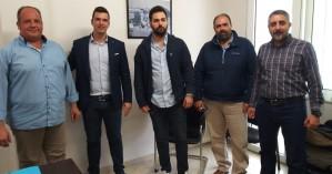 Αλ.Μαρκογιαννάκης: Προτεραιότητα ο επανασχεδιασμός του συγκοινωνιακού χάρτη των Χανίων