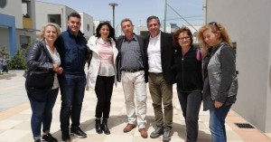 Επίσκεψη Πέτρου Ινιωτάκη στο Παιδικό Χωριό SOS