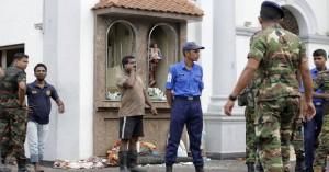 Σρι Λάνκα: Στους 207 οι νεκροί, 450 οι τραυματίες