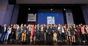 Όμιλος ΟΤΕ: Πρωταγωνιστής στα Sales Excellence Awards 2019 με 21 βραβεία