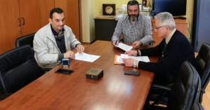 Ηράκλειο: Υπεγράφη η συμβάση για την ανακατασκευή του Δικαστικού Μεγάρου