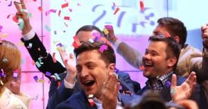 Εκλογή Ζελένσκι στην Ουκρανία: Ο κωμικός που έγινε πρόεδρος και τα προβλήματα