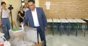 Μ.Συντυχάκης: Ο λαός της Κρήτης σήμερα μπορεί να κάνει το μεγάλο βήμα