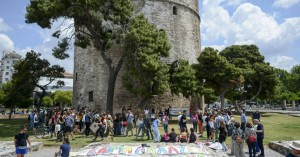 Climate Strike: Δράση κατά της κλιματικής αλλαγής στη Θεσσαλονίκη