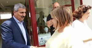 Συνεχίζει τις επισκέψεις του σε χωριά του δήμου Πλατανιά ο Μανώλης Ντουντουλάκης