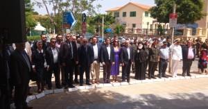 Tiμήθηκε σήμερα στο Ηράκλειο η Ημέρα Μνήμης της Γενοκτονίας του Ελληνισμού του Πόντου