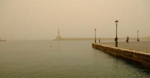 Κρήτη: Και νοτιάδες και αφρικανική σκόνη