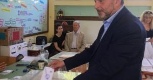 Γρ. Αρχοντάκης: Οι πολίτες θα επιλέξουν με βάση τον προγραμματικό λόγο των υποψηφίων