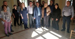 Διάλογος ουσίας Γρηγόρη Αρχοντάκη και υποψηφίων συμβούλων στον Δήμο Χανίων