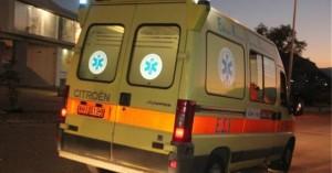 Τροχαίο στον Κλαδισό - Στο νοσοκομείο ένα άτομο