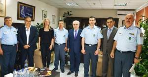 Στον Αρχηγό της ΕΛ.ΑΣ. η Ένωση Αξιωματικών Κρήτης