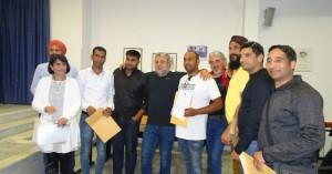 Απονέμονται οι τίτλοι σπουδών σε εκπαιδευόμενους του προγ. Εκμάθησης της Ελληνικής Γλώσσας