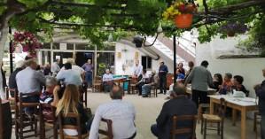 Στα χωριά της δημοτικής ενότητας Πλατανιά και Μουσούρων ο Γιάννης Μαλανδράκης