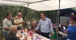 Ολοκληρώνει την περιοδεία του ο Γιάννης Μαλανδράκης
