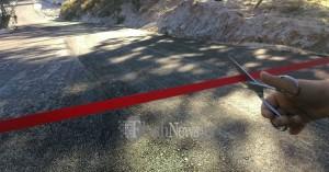 Απίστευτο: Έκαναν εγκαίνια στη διάβαση του Κερίτη (φωτο)