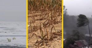 Ο πλανήτης δεν βρίσκεται σε καλό δρόμο για τον περιορισμό των κλιματικών αλλαγών