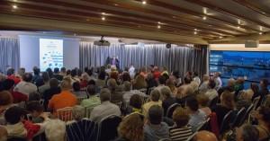 Με επιτυχία η παρουσίαση των υποψηφίων ευρωβουλευτών της Δημιουργίας Ξανά στο Ηράκλειο!