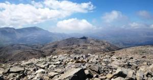 Ο Ορειβατικός σύλλογος στην κορυφή Τσίβης