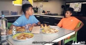 Ο Αλέξης και ο Κυριάκος θα τρέξουν στον Ημιμαραθώνιο Κρήτης (video)