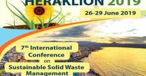 HERAKLION 2019 7ο Διεθνές Συνέδριο για την Αειφόρο Διαχείριση Αποβλήτων