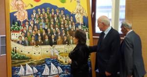 Αρχιερατικό μνημόσυνο για τους 62 Μάρτυρες