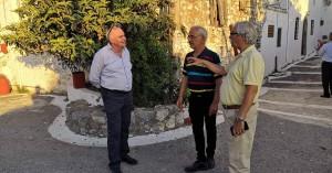 Περιοδεία του Υποψήφιου Βουλευτή ΣΥΡΙΖΑ, Μανώλη Αλιφιεράκη