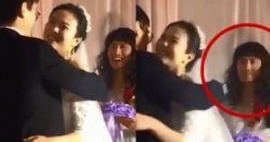Κολλητός του γαμπρού ντύθηκε... παρανυφούλα επειδή άργησαν οι κουμπάρες (vid)