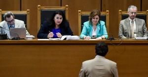 Δίκη Χρυσής Αυγής: Η απολογία του Σταμπέλου για τη δολοφονία Φύσσα