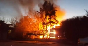 Πυρκαγιά σε μπαρ του Ρεθύμνου