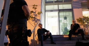 Στο Αστυνομικό τμήμα το βράδυ της Κυριακής ο Δημήτρης Φραγκάκης (φωτο)